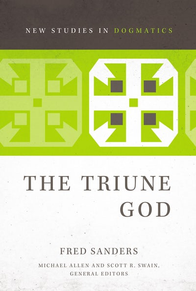 The Triune God book cover