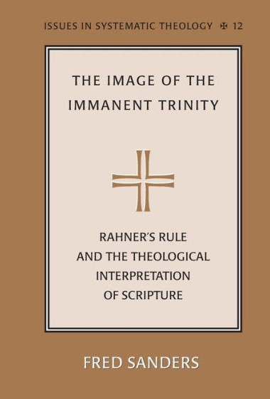 Image Immanent Trinity cover