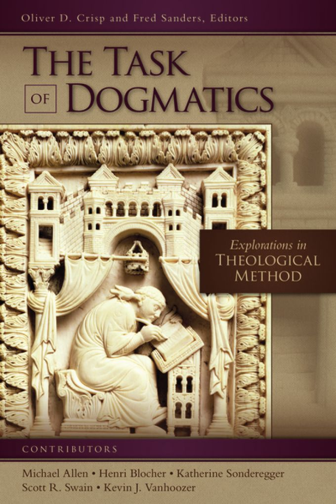 task of dogmatics cover 2017